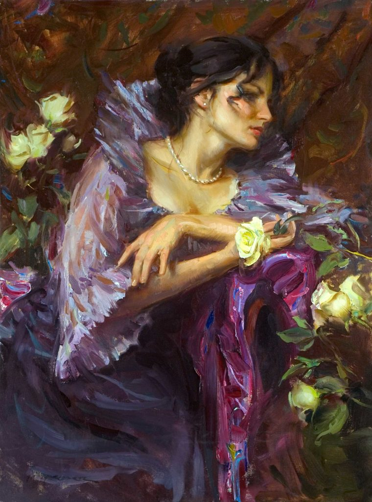 Fine art oil paintings - Daniel Gerhartz