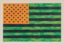 Fine art auctions - Jasper Johns