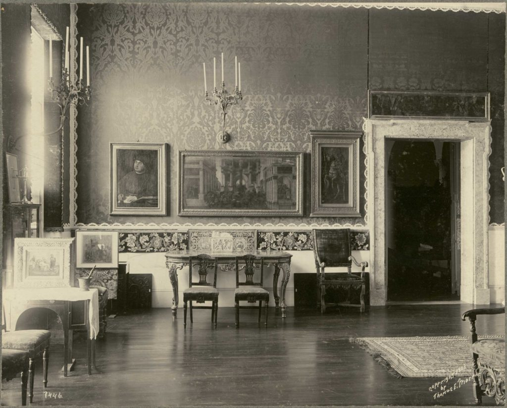 Raphael Room at the Gardner