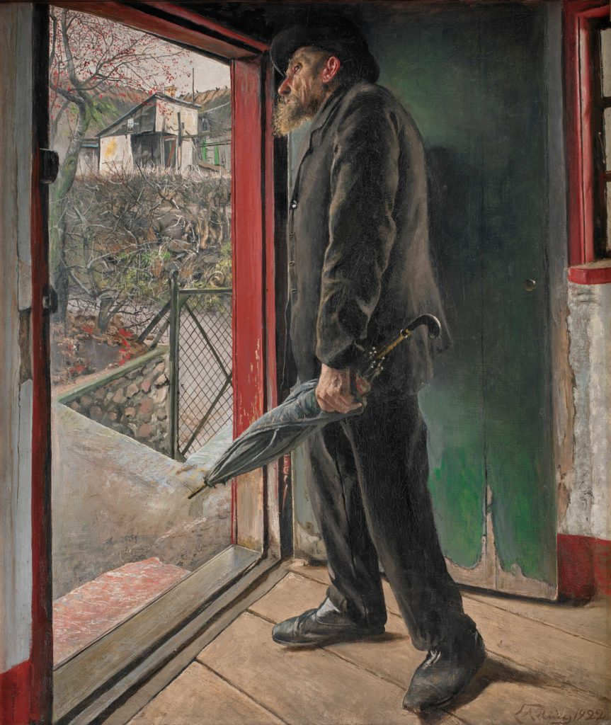 On the Edge of the World: Laurits Andersen Ring
